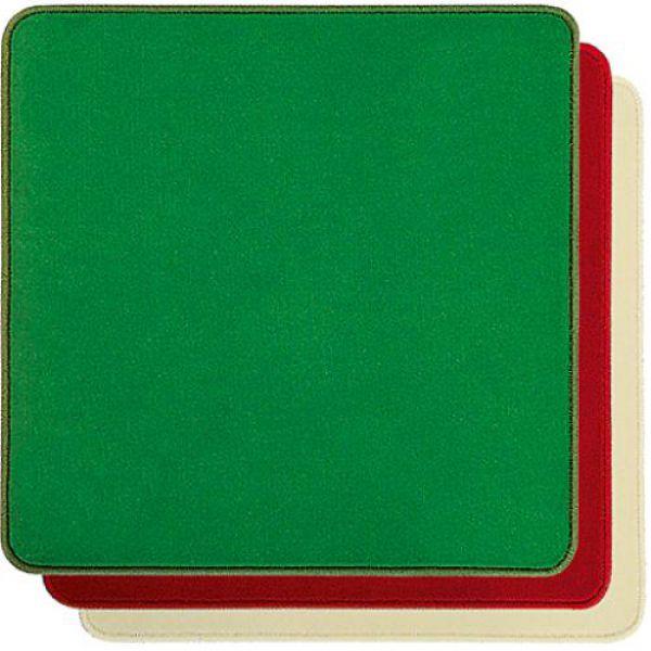 1 Piece Tapis Pour Le Jass Tapis Jass 60x60 Vert