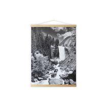 DEBEX Posterleisten 21x2cm LEMG 21 Eiche, magnetisch