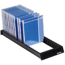 """hama CD-Ständer """"CD Flipper"""", für 22 CD's, schwarz"""
