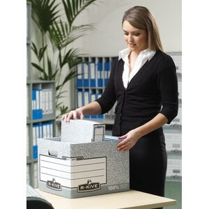 BANKERS BOX SYSTEM Archiv- Transportbox Standard