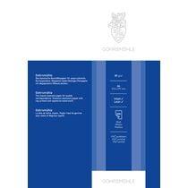 GOHRSMÜHLE Briefpapier Bankpost, DIN A4, 100 g qm, weiss