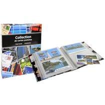 EXACOMPTA Sammelalbum für 200 Postkarten, 200 x 255 mm