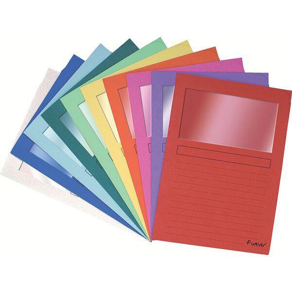 ELBA 100552082 H/ängemappe chic ULTIMATE 25er Pack aus Recycling-Karton f/ür DIN A4 seitlich offen in anthrazit