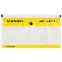 ELCO Dokumentent. Quick Vitro C6 5 29003.00 transparent gelb 250 Stück