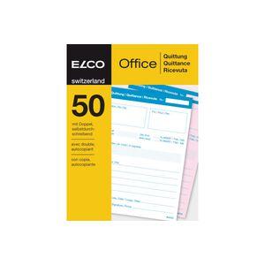 Elco Quittung A6 7459119 60g 50x2 Blatt Internetstorech Chf 451