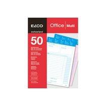 ELCO Multifunktion A5 74595.19 60g 50x2 Blatt
