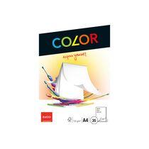 ELCO Zeichenblock Color A4 120g weiss matt