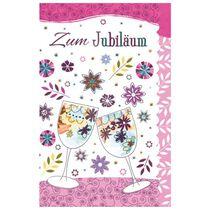 "SUSY CARD Jubiläumskarte ""Sweet sunshine"""