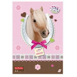 Herlitz Malblock Pretty Pets Din A4 70 G Qm 75 Blatt
