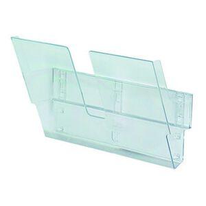 briefablage a4 quer transparent preisvergleich die besten angebote online kaufen. Black Bedroom Furniture Sets. Home Design Ideas