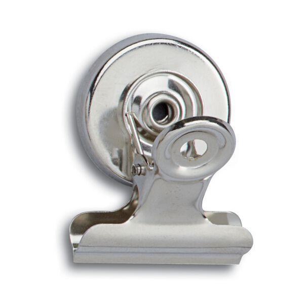 """100 mm Wonday Briefklemmer /""""spring clip/"""" aus Metall Breite"""