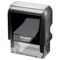 trodat Textstempelautomat Printy 4911 4.0, schwarz