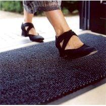 miltex Tapis anti-salissure en PP, 600 x 900 mm, bleu