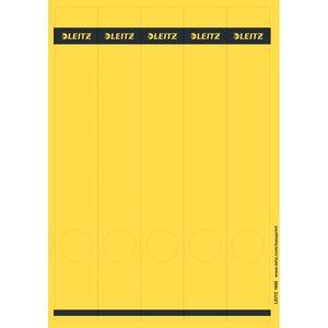 lang LEITZ Ordnerrücken-Etikett 61 x 285 mm breit rot