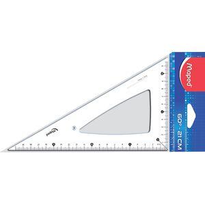 Maped Flachlineal Start 146 500 mm aus Kunststoff