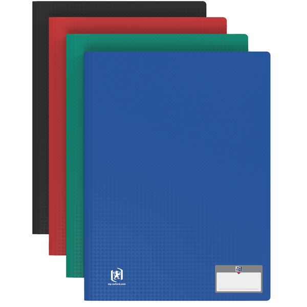 ELBA Eckspannermappe Standard 3045058211517 100201166 aus PP blau DIN A4