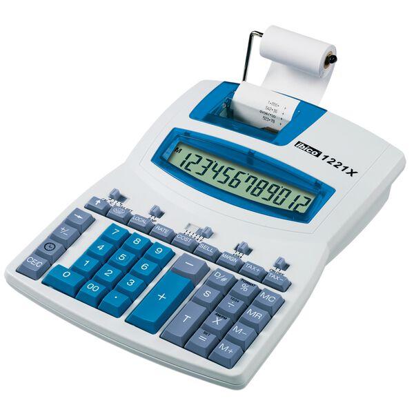 calculatrice de table ibico 1221x chf. Black Bedroom Furniture Sets. Home Design Ideas