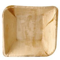 "PAPSTAR Palmblatt-Schale ""pure"", eckig, 300 ml"