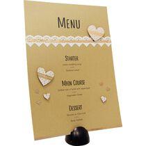 folia Kraftkarton, 230 g qm, DIN A4, 50 Blatt