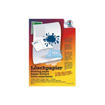 URSUS Löschpapier A4 3974600 135g, weiss 10 Blatt