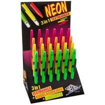 WEDO Eingabestift 3-in-1 NEON, 24er Display