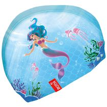 "ROTH Kinder-Badekappe ""Delfin"""
