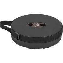 WEDO Teleskop-Hocker SITTOGO, aus Kunststoff, schwarz