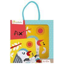 "avenue mandarine Stick-Set ""Pix Gallery"", Vogel"