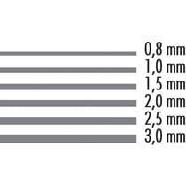 NEUTRAL Carton gris 1,5mm 525401 110x80cm 900g