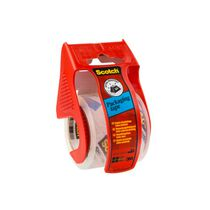 SCOTCH Verpackungsband Extra PP 50mm/20m
