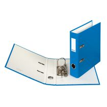 BIELLA Ordner 4cm 10750405 blau A5
