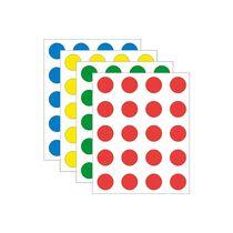 BEREC Klebepunkte 19mm 550.005 4 Farben 1000 Stück