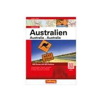 HALLWAG Strassenatlas 382830865 Australien