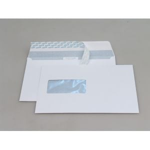 Enveloppes auto adh sive for Enveloppe fenetre a gauche