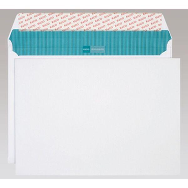 Enveloppes b4 soufflet fermeture auto adh sive sans for Enveloppe sans fenetre