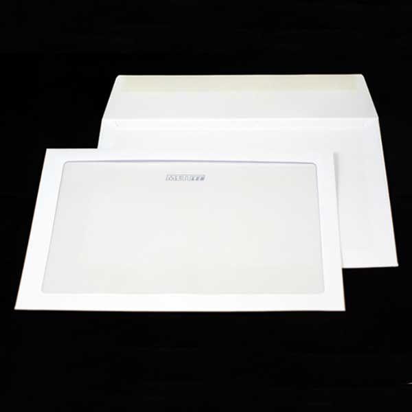Enveloppes avec fen tre de publicit maxiwindow c5 gomm for Enveloppe avec fenetre