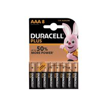 DURACELL Plus Power 1.5V AAA