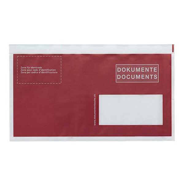 Couvert Kuvert C5 Haftklebe Fenster Rechts Weiss 100gm2 500