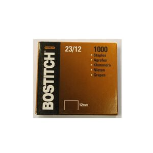 BOSTITCH Heftklammern 12 mm