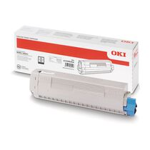 OKI Toner schwarz 45862840 MC853 873 7000 Seiten