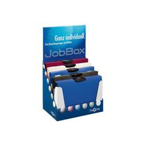 Pagna JobBox Display Swing sort. 50 Mappen