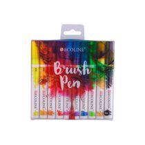 TALENS Ecoline Brush Pen Set 11509002 assortiert 10 Stück