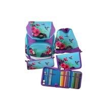 FUNKI Joy-Bag Set, 4 pièces 6011.511 Tropical