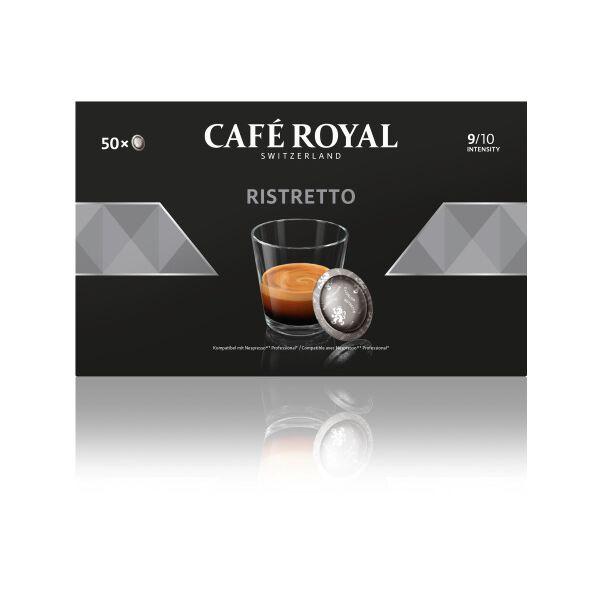 CAFE ROY. Café Royal Office Pads 2000992 Ristretto 50 pcs